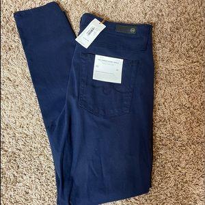 NWT AG The Farrah Skinny Ankle Jean